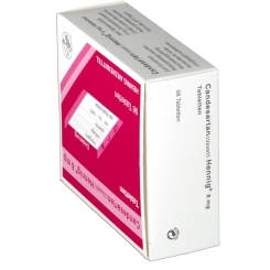 CANDESARTANCILEXETIL Hennig 8 mg Tabletten