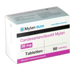 CANDESARTANCILEXETIL Mylan 32 mg