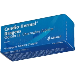 Candio-Hermal® Dragees