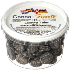 Canea-Sweets Lakritz-Taler