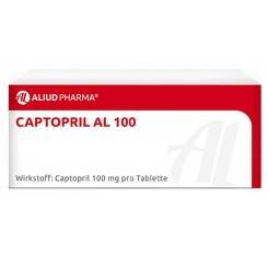 Captopril Al 100 Tabletten