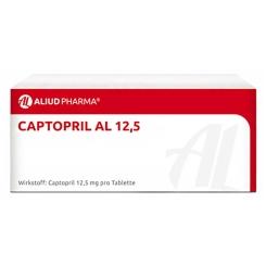 Captopril Al 12,5 Tabletten