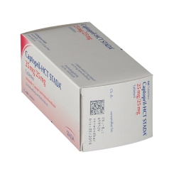 Captopril Hct Stada 25/25 Tabletten