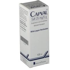 Capval® Hustensaft