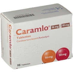 CARAMLO 16 mg/10 mg Tabletten