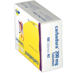 Carbadura 200 mg Tabl.