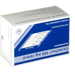 Carbaflux 400 mg retard Tabl.