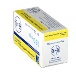 CARBAMAZEPIN HEXAL 150 mg retard Tabl.