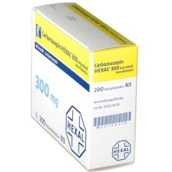 Carbamazepin Hexal 300 Retardtabletten