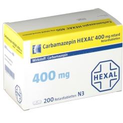 Carbamazepin Hexal 400 Retardtabletten
