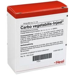 Carbo vegetabilis-Injeel® Ampullen