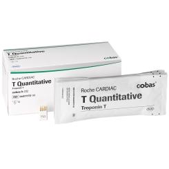 CARDIAC T Quantitative Troponin T Teststreifen