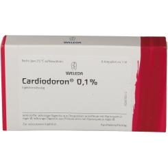 Cardiodoron 0,1% Ampullen