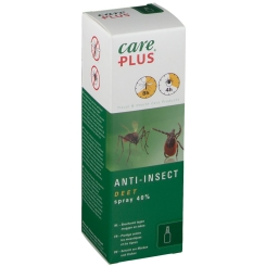 Care Plus® Anti-Insect DEET Spray 40%
