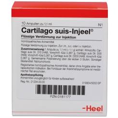 Cartilago suis-Injeel® Ampullen