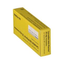 Carvedilol 25 mg AAA Pharma Filmtabletten