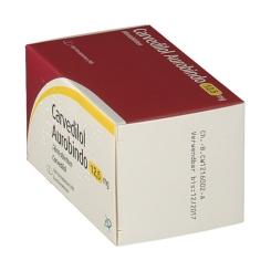 CARVEDILOL Aurobindo 12,5 mg Filmtabletten
