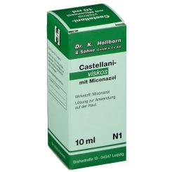 Castellani viskos m. Miconazol Loesung