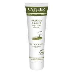 CATTIER Grüne Heilerde Maske