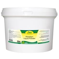 cd Vet Kieselgur Liquid Powder