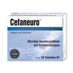 Cefaneuro® Tabletten
