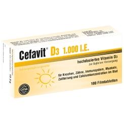 Cefavit® D3 1.000 I.E.
