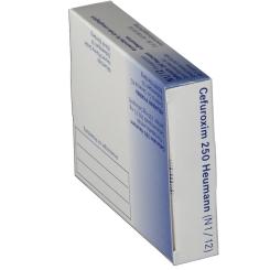 Cefuroxim 250 Heumann Filmtabletten