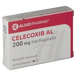 CELECOXIB AL 200 mg Hartkapseln