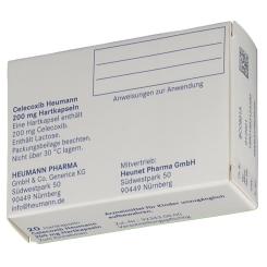 CELECOXIB Heumann 200 mg Hartkapseln Heunet
