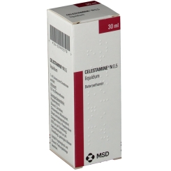 Celestamine N 0,5 Liquidum