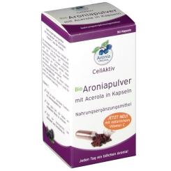 CellAktiv Bio-Aroniapulver in Kapseln