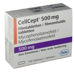 CELLCEPT 500 mg