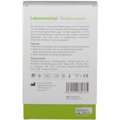 cerascreen® Lebensmittel-Reaktionstest