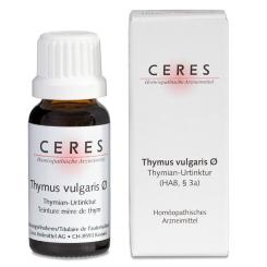 Ceres Thymus vulgaris Urtinktur