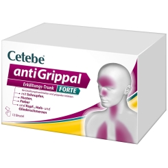 Cetebe® antiGrippal Erkältungs-Trunk Forte