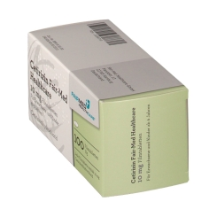 Cetirizin Fair-Med Healthcare 10 mg