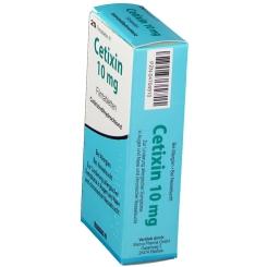 Cetixin 10 mg