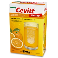 Cevitt® Brausetabletten Orange