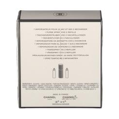 CHANEL N° 5 Taschenzerstäuber + 2x 20 ml Nachfüllungen GRATIS