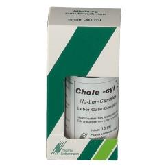 Chloe-cyl® L Ho-Len® Leber-Galle-Complex