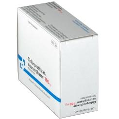 Chlorprothixen neuraxpharm 100 Filmtabl.