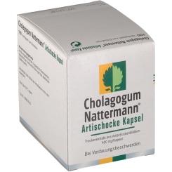 Cholagogum Nattermann® Artischocke Kapseln