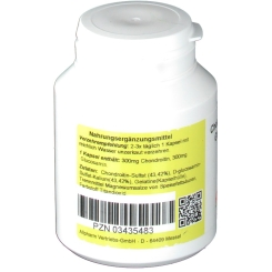 Chondroitin Glucosamin Kapseln