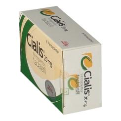 Cialis® 20 mg Filmtabletten