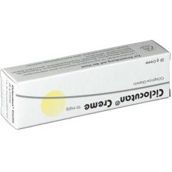 CICLOCUTAN 10 mg/g Creme