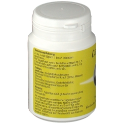 Cilantris Tabletten