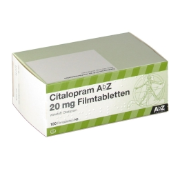 Citalopram AbZ 20 mg Filmtabletten