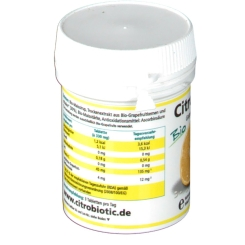 Citrobiotic Tabletten