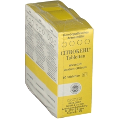 Citrokehl® Tabletten