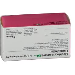 CLOPIDOGREL Actavis 75 mg